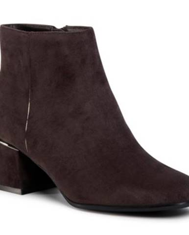 Členkové topánky  WYL2403-1 Materiał tekstylny