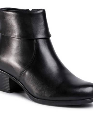 Členkové topánky Lasocki EST-GUSTA-04 koža(useň) lícová