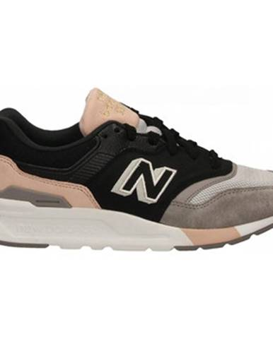Nízke tenisky New Balance  NB LIFESTYLE SUEDE / MESH