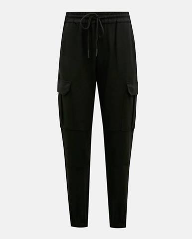 Čierne nohavice VERO MODA Eva