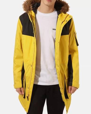 Žltá pánska zimná bunda VANS