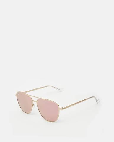 Dámske slnečné okuliare v ružovozlatej farbe Hawkers Karat