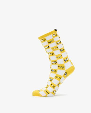 Vans x The Simpsons Socks Yellow