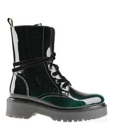 Šnurovacia obuv Jenny Fairy WS2860-26 koža ekologická